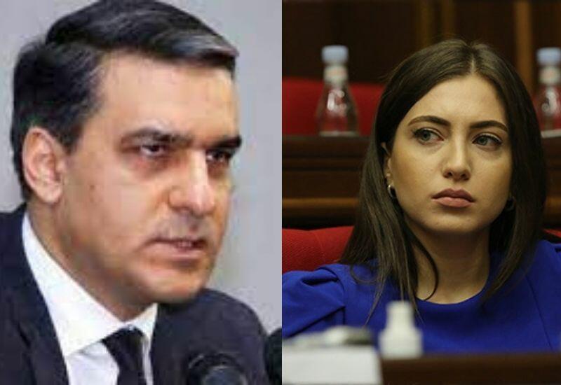 Что Арман не поделил с Анной: новое шоу на армянской политической арене