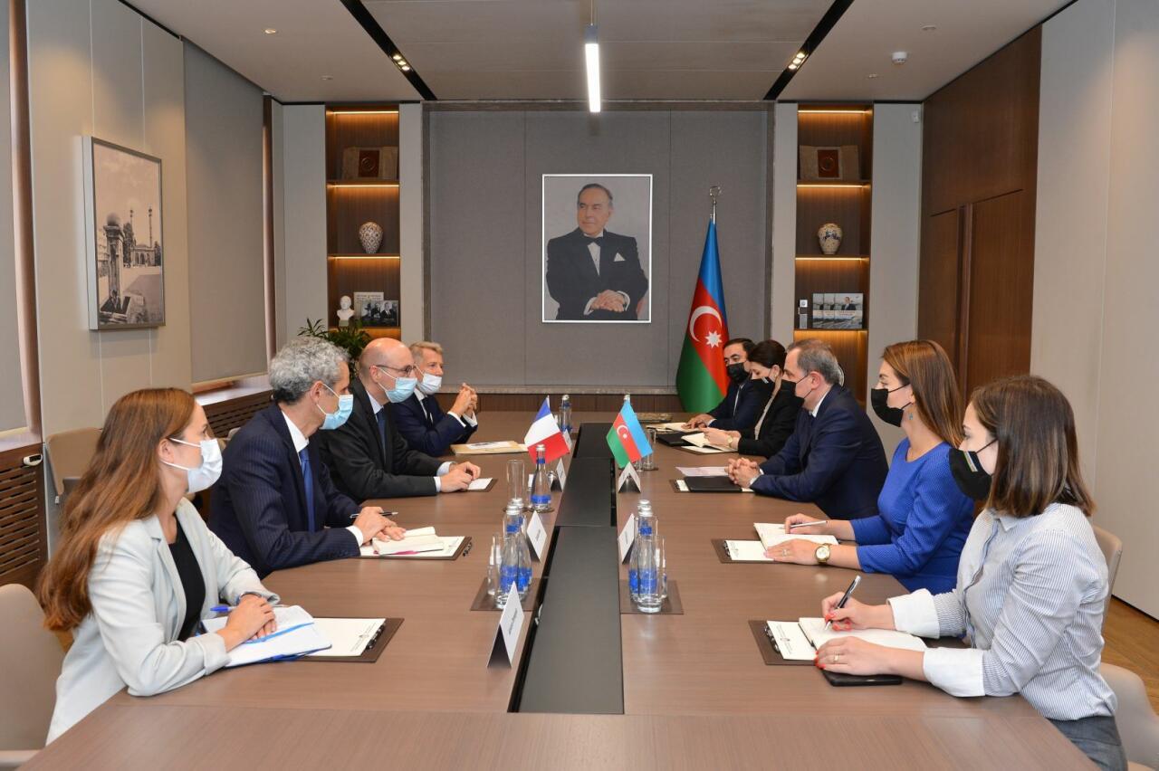 Незаконный визит депутатов Франции на азербайджанские территории наносит вред усилиям по восстановлению мира в регионе