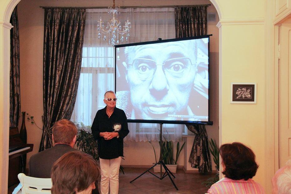Прошел вечер, посвященный 100-летию польского писателя-фантаста Станислава Лема