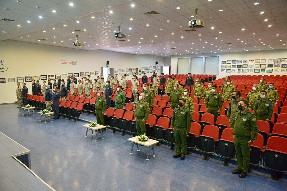 Состоялась церемония закрытия учений «Сокол ТурАз - 2021»
