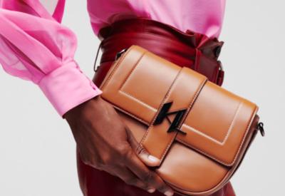 "Аксессуары осени: Karl Lagerfeld выпустили новую коллекцию сумок <span class=""color_red"">- ФОТО</span>"