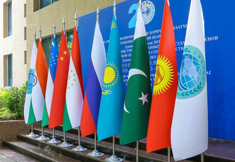 В Душанбе впервые в истории прозвучал гимн Шанхайской организации сотрудничества