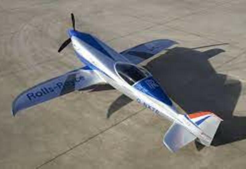 Rolls-Royce успешно испытала первый электрический самолет в истории компании
