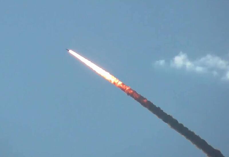ВКС России запустили новейшую противоракету системы ПРО