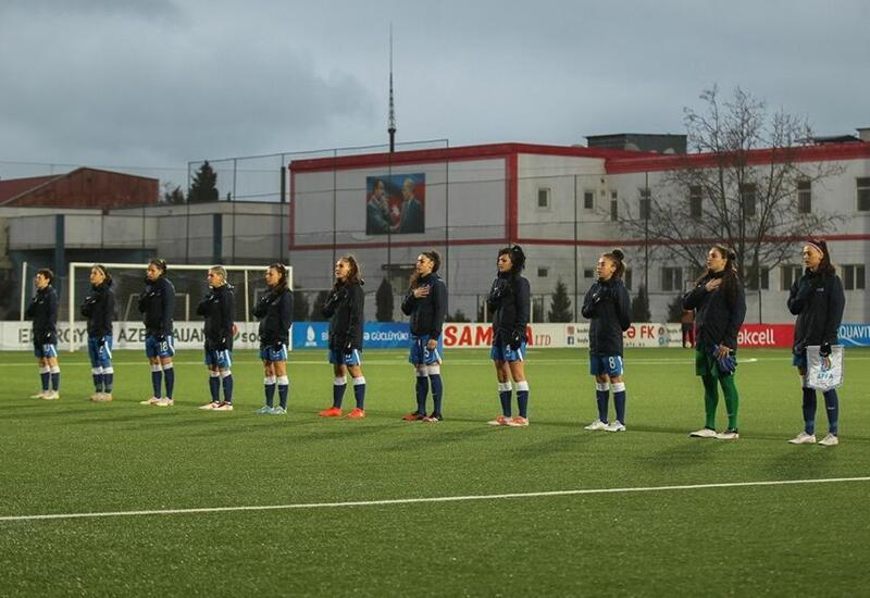 Женская сборная Азербайджана сыграет с Россией