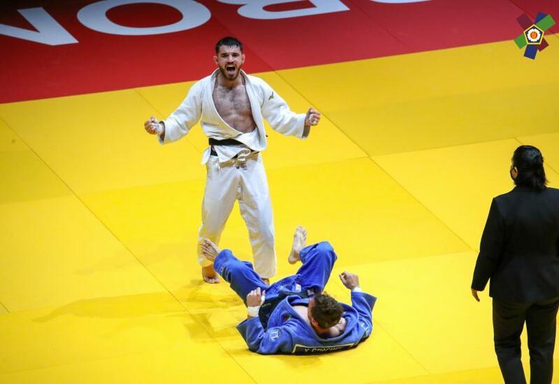 Азербайджанское дзюдо метит в десятку самых «медальных» в мире