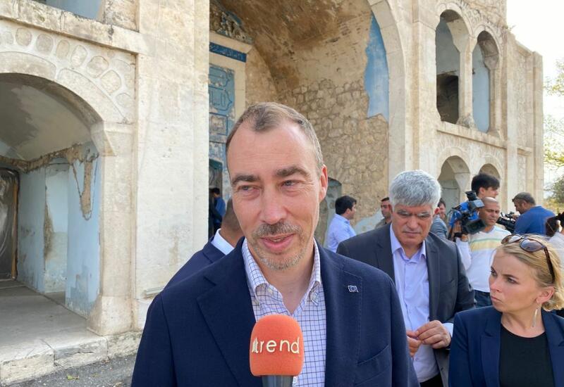 ЕС готов сотрудничать с Азербайджаном и Арменией для построения лучшего будущего после Второй Карабахской войны