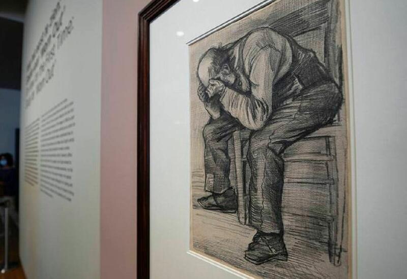 В Амстердаме представили ранее неизвестный эскиз Ван Гога