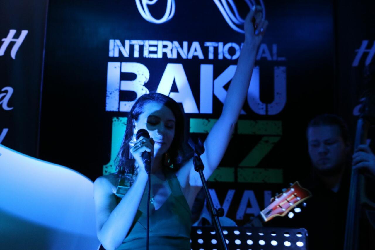 """""""Джаз Солнца"""" в Баку"""