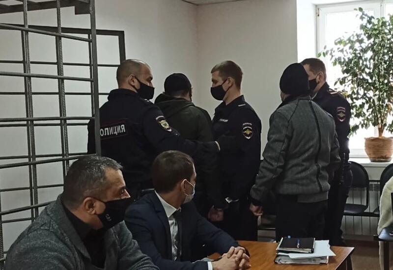 Убивший волгоградца в «Сбербанке» Арсен Мелконян рвется из карцера