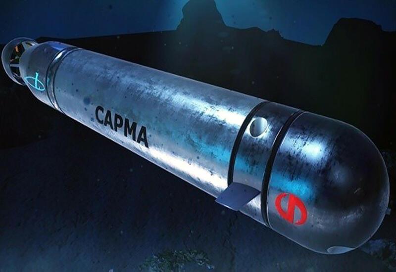 В России создали беспилотник, способный до трех месяцев работать подо льдами