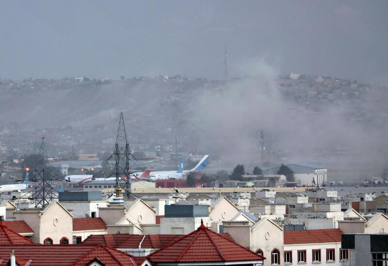 В Кабуле произошли два взрыва