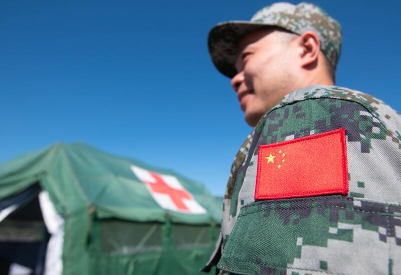 Китай провел военные учения около Тайваня после прохода эсминца США