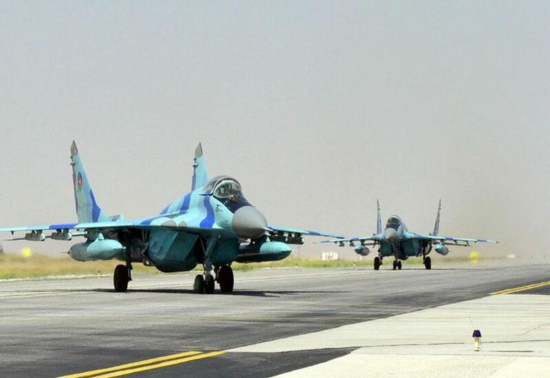 Азербайджанские летчики примут участие в фестивале в Турции