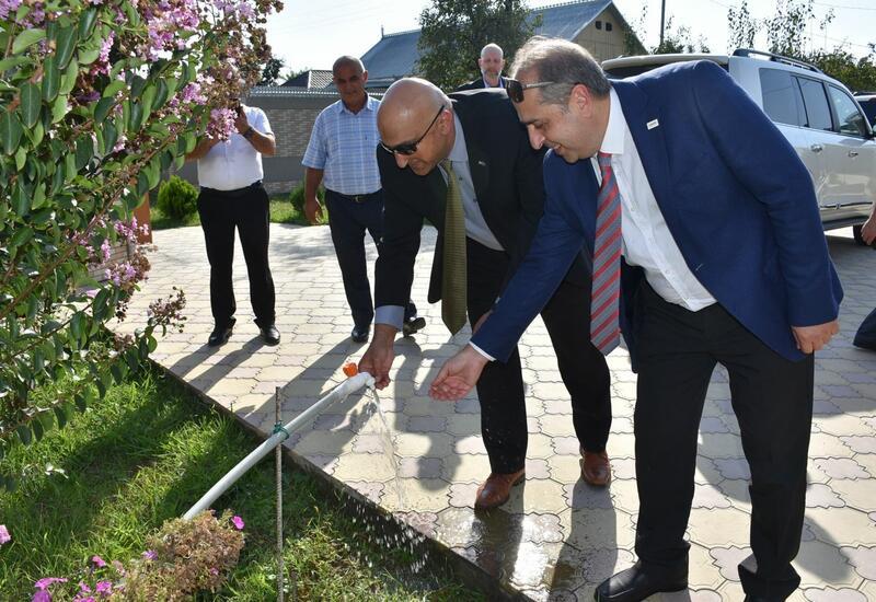 USAID поддерживает участие граждан в улучшении инфраструктуры в Балакане, Гахе и Загаталах
