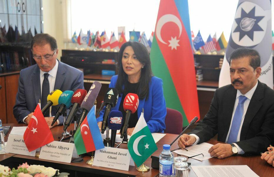 Ассоциация омбудсменов ОИС приняла заявление по итогам миссии в Карабахе