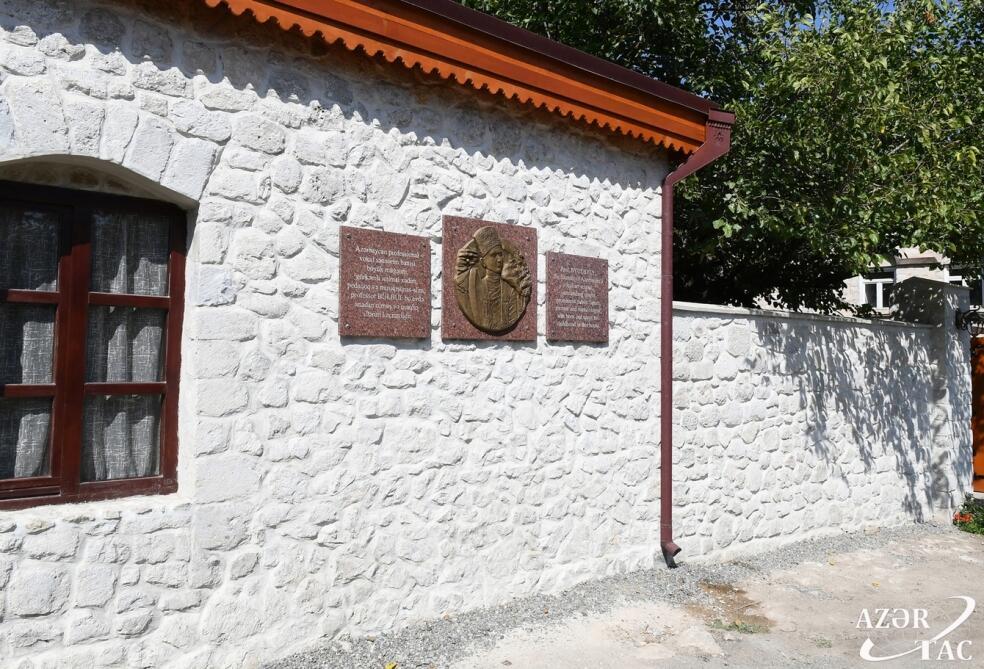 Еще год назад нам даже присниться не могло бы, что, спустя год, мы восстановим дом-музей Бюльбюля в Шуше
