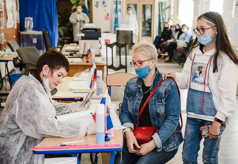 Сегодня в России единый день голосования