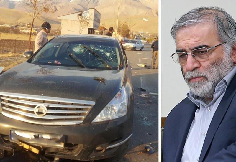 Раскрыты новые подробности убийства физика-ядерщика из Ирана