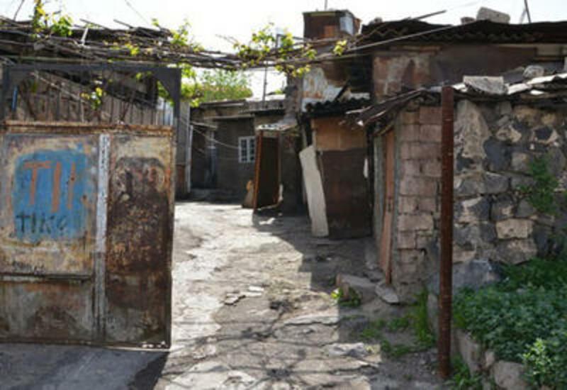 Кладбищенская стабильность Армении