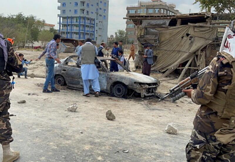 Разведка США сообщила о детях в машине за секунды до удара ракеты в Кабуле