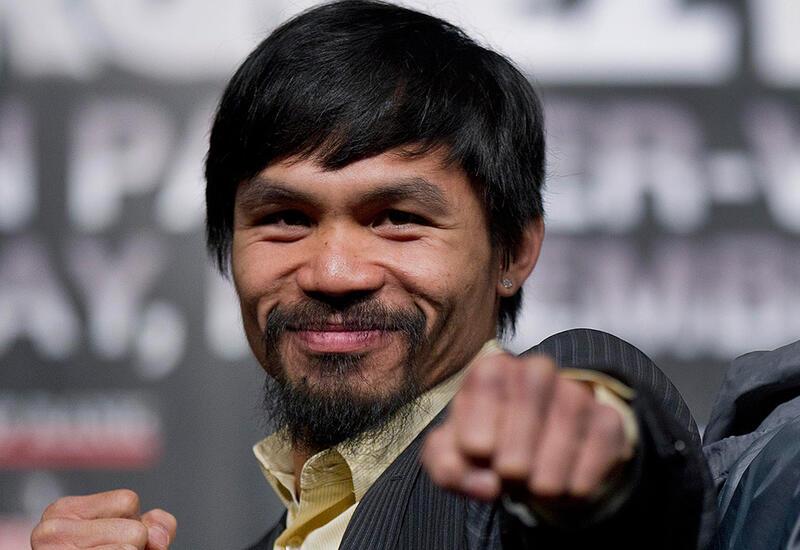Экс-чемпион мира по боксу Пакьяо выдвинут кандидатом в президенты Филиппин