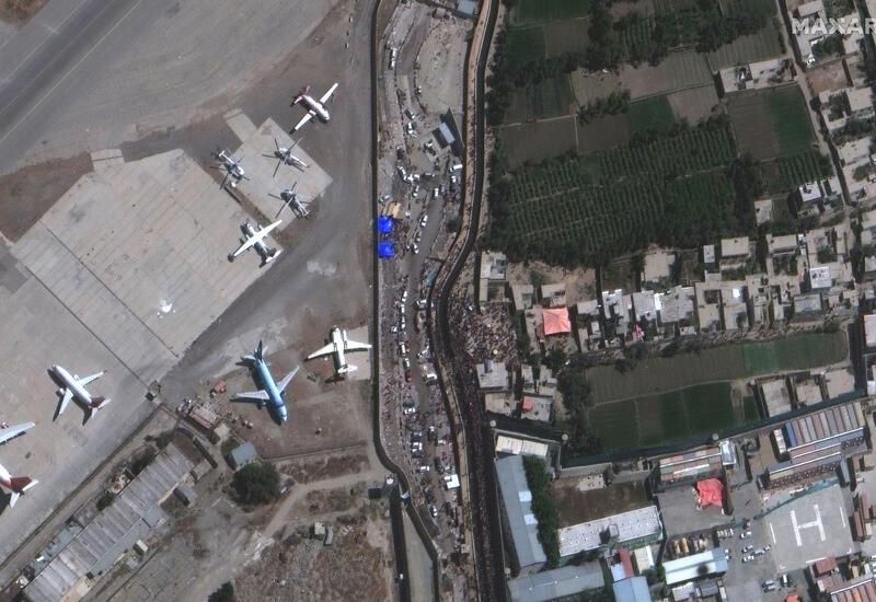 Международный аэропорт Кабула полностью возобновил работу