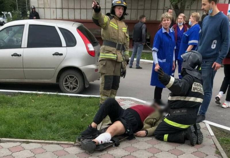 За пострадавшими при стрельбе в Перми вылетел самолет из Москвы