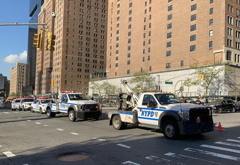 В Нью-Йорке приняли дополнительные меры безопасности из-за Генассамблеи ООН