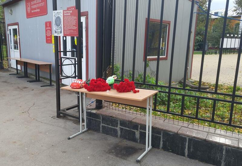 В Перми организовали стихийный мемориал в память о погибших после стрельбы