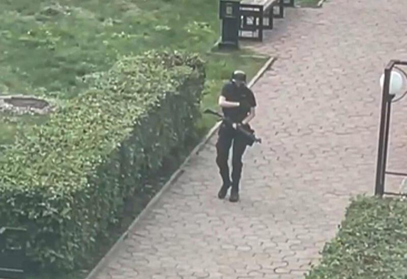 Опубликовано фото стрелка,  устроившего бойню в российском университете