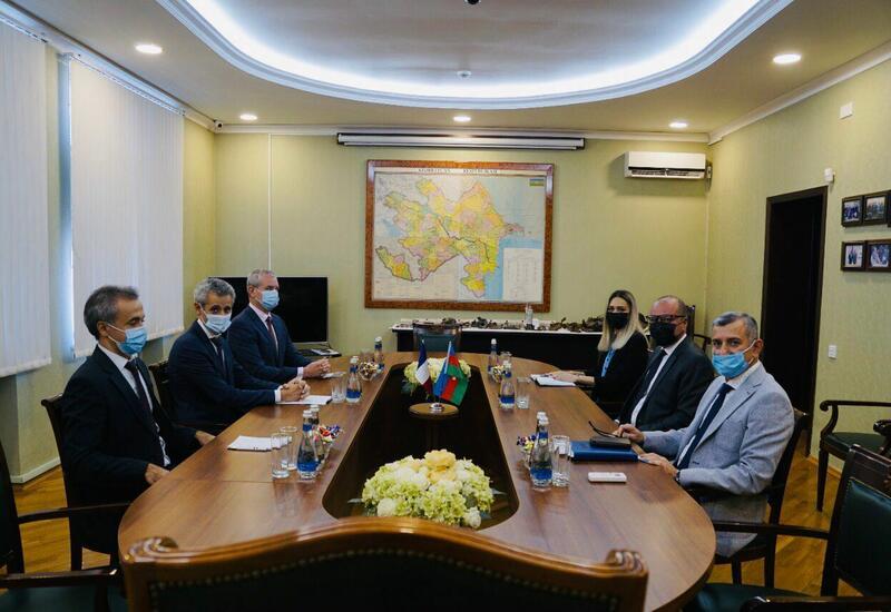 Азербайджан и Франция планируют подписать соглашение о сотрудничестве в области разминирования