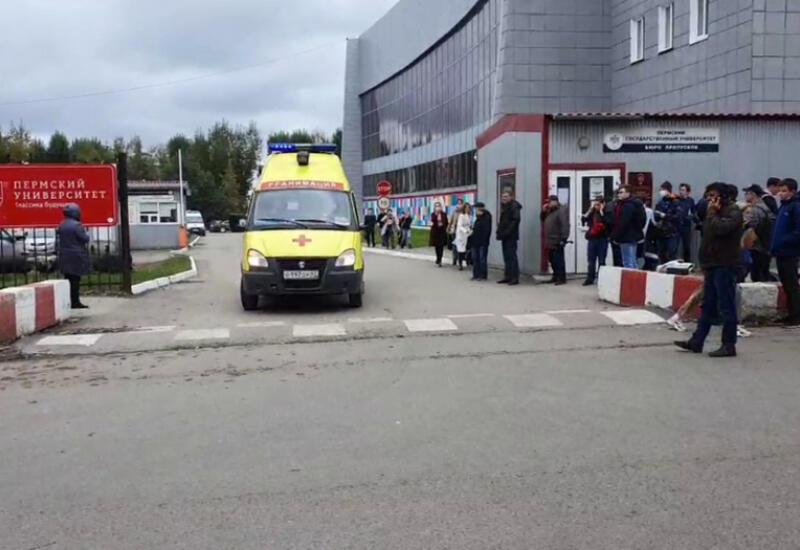 Последние данные о числе погибших и раненых при стрельбе в Перми