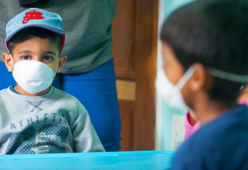 Дети во всем мире стали чаще заражаться новым вирусом