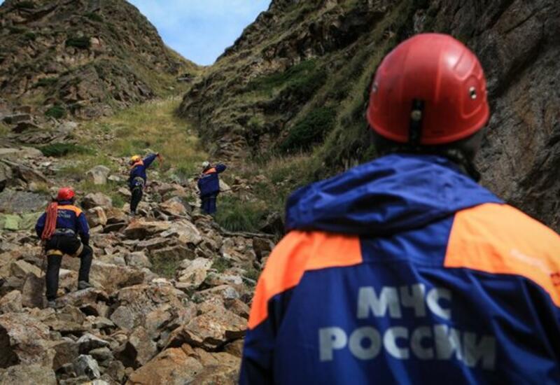Спасатели нашли потерявшегося альпиниста из США