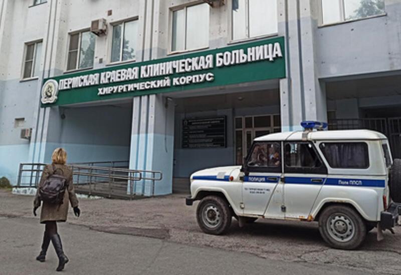 Напавший на пермский вуз умер в больнице