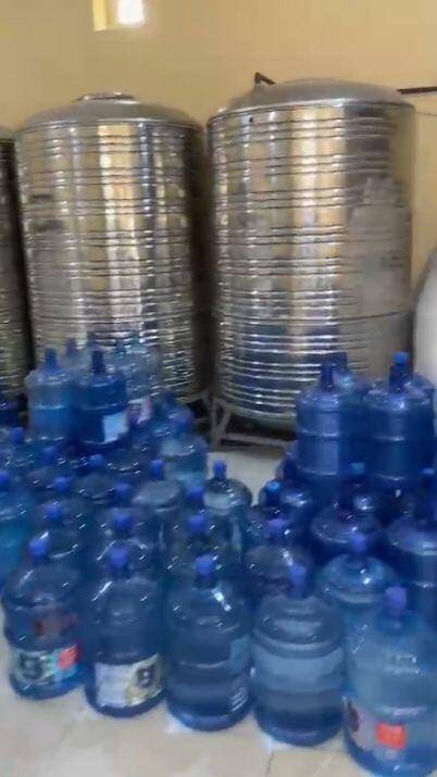В Баку выявлены случаи незаконного использования питьевой воды