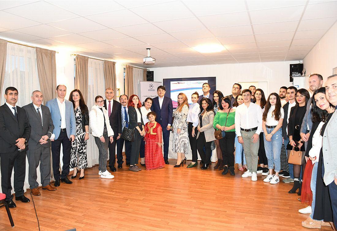 В «Доме Азербайджана» в Мюнхене состоялась встреча с членами общины