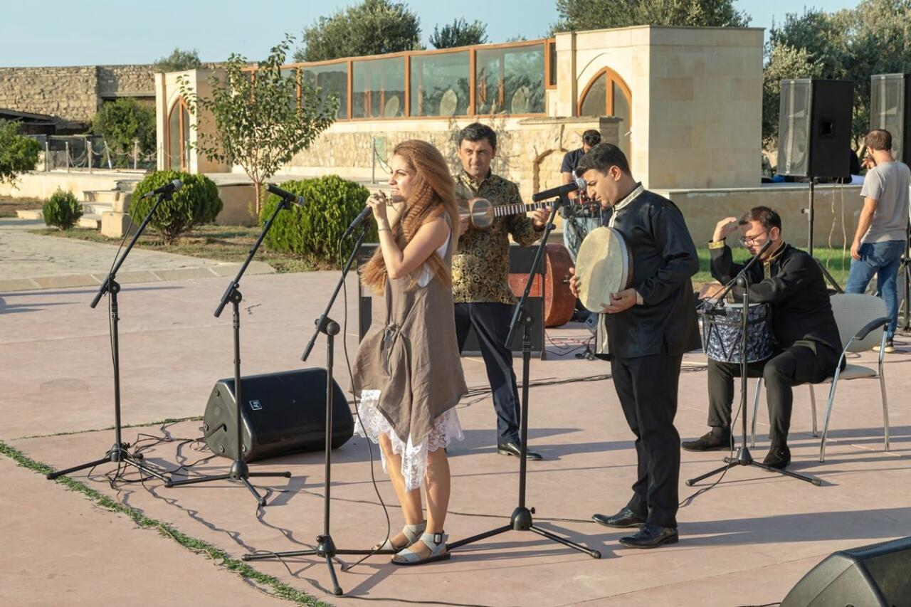 В Азербайджане прошел Фестиваль культуры народов России