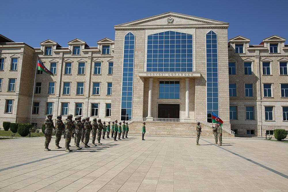 В Нахчыване начались азербайджано-турецкие учения «Нерушимое братство-2021»