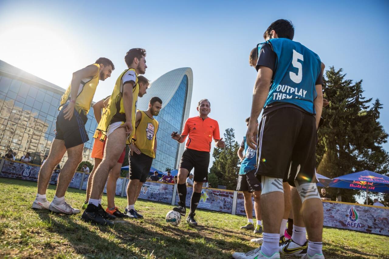Определилась азербайджанская команда, которая встретится с Неймаром в Катаре