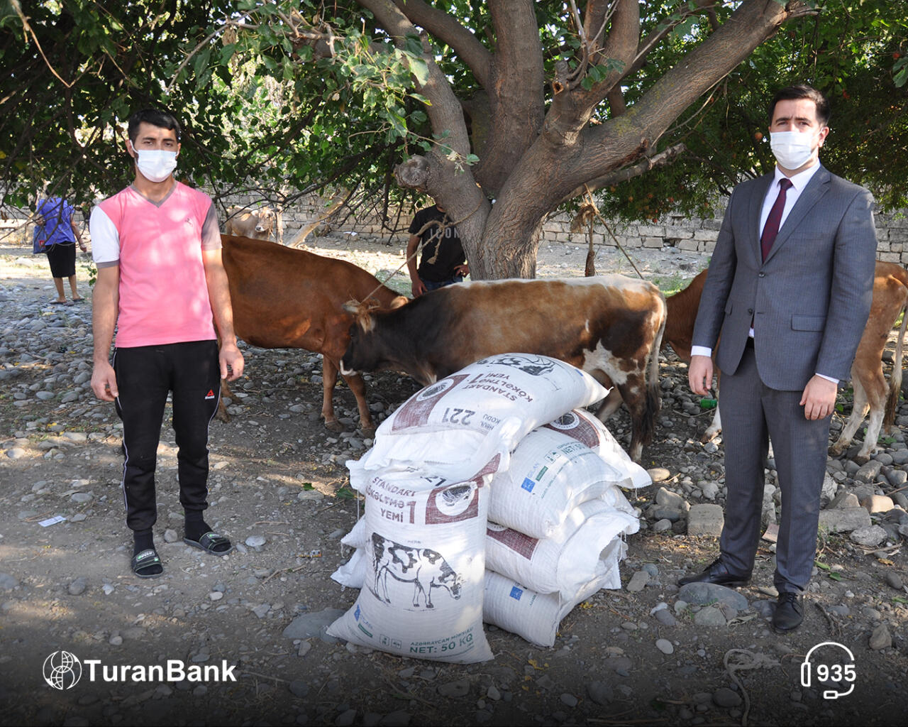 ТуранБанк продолжает поддерживать программу самозанятости населения
