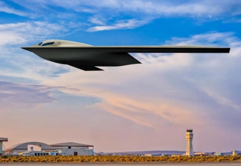 В США строят 5 новейших бомбардировщиков