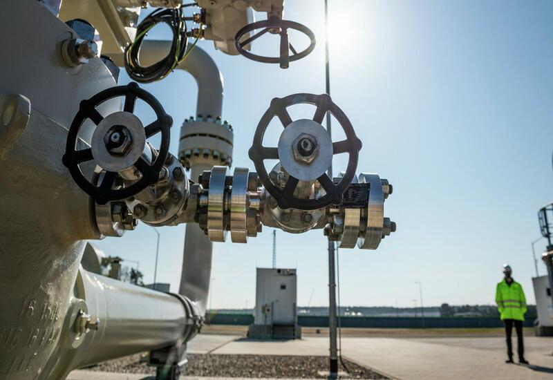 Цена газа в Европе выросла до 880 долларов за тысячу кубометров