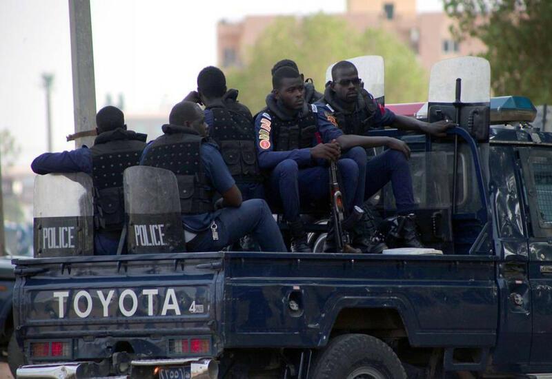 Всех участников переворота в Судане задержали