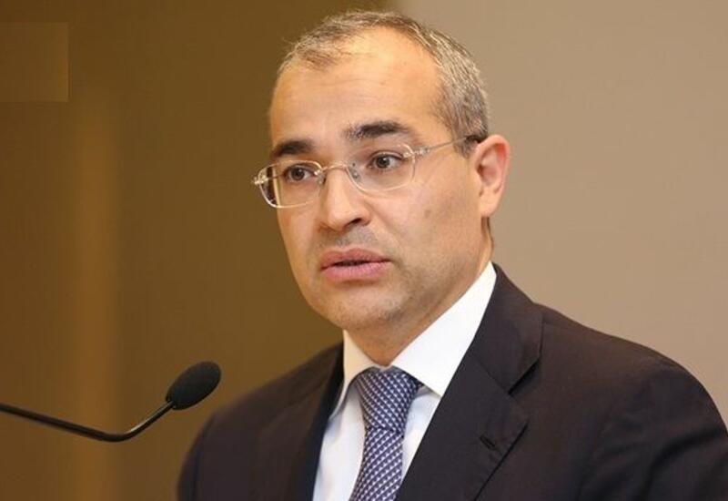 Микаил Джаббаров рассказал о сотрудничестве Азербайджана с ЕБРР