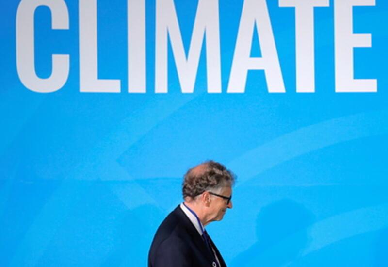 Билл Гейтс получил сотни миллионов долларов на спасение планеты