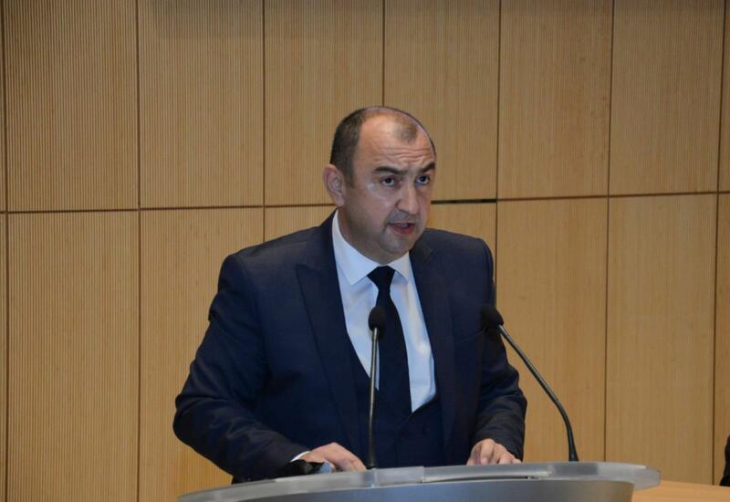 За период оккупации Карабаха армяне подожгли территорию в 100 га