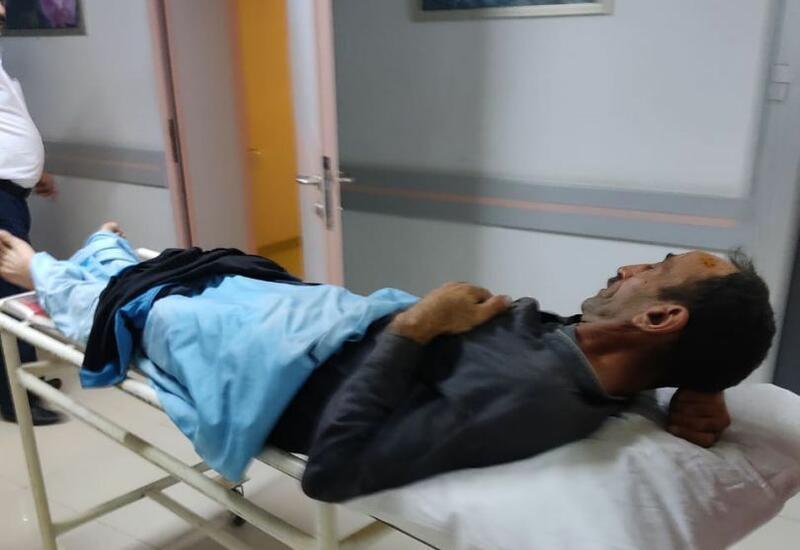 В Агдаме возбуждено уголовное дело в связи с подрывом на мине мирного жителя
