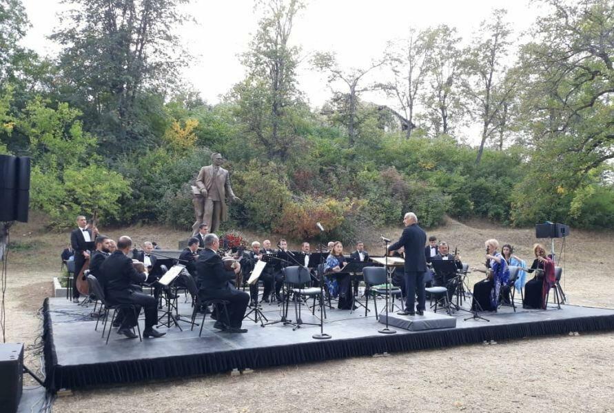 Члены Союза композиторов о фестивале Узеира Гаджибейли в Шуше